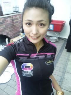 女子競輪〜トレーニング