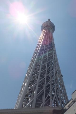 東京スカイツリー☆